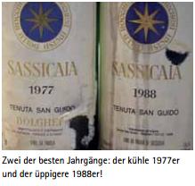Sassicaia italia 1