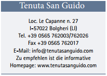 Sassicaia italia 3